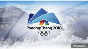 Les Jeux olympiques d'hiver seront filmés et diffusés en 4K HDR