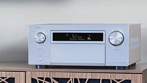 Denon AVC-X8500H, un ampli AV intégré à 13.2 canaux