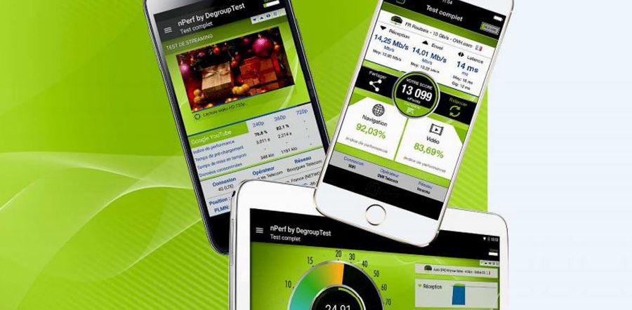 Internet mobile: Orange a le meilleur réseau, mais Free est 1er en 4G