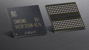 Samsung produit en masse la GDDR6, la bande passante explose