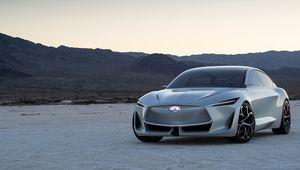 Infiniti: la marque premium de Nissan touchée par la fée électricité