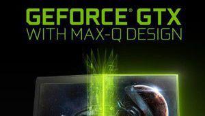 Nvidia donne les spécifications des GeForce GTX 1050 Ti Max-Q