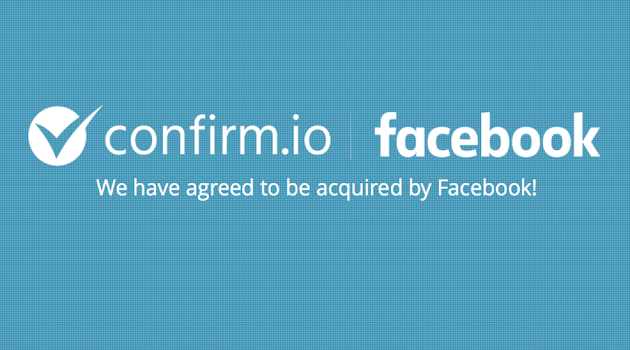 Facebook acquiert Confirm.io — Biométrie