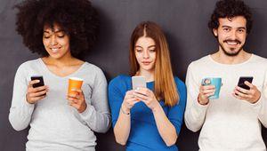 1,46 milliard de smartphones vendus en 2017, au prix moyen de 363$