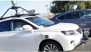 Apple agrandit sa flotte de voitures autonomes