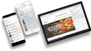 Microsoft Edge bientôt sur iPad