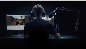 Seiren Elite, le microphone USB de Razer pour les streamers