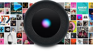Le HomePod d'Apple ne peut pas diffuser du son en Bluetooth