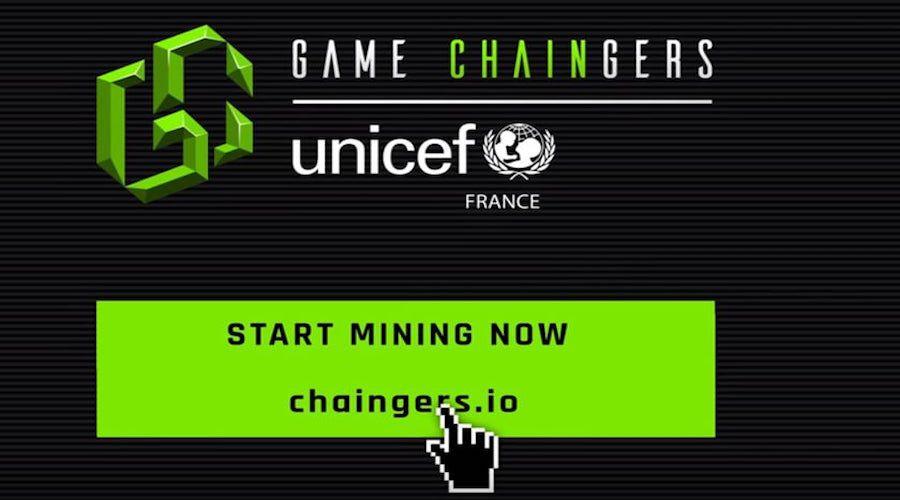 L'Unicef appelle les gamers à miner des cryptomonnaies