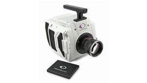 Caméra Phantom v2640: 6600 i/s à 4 Mpx et 11750 i/s en Full HD
