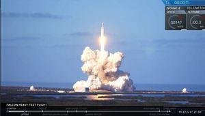 [MàJ] Falcon Heavy: l'incroyable pari d'Elon Musk et de SpaceX
