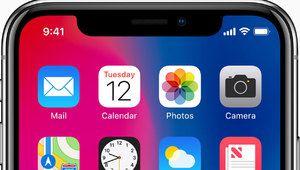 Un bug empêche certains iPhone X de décrocher