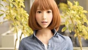 Voici Erica, le robot qui va présenter le journal télévisé au Japon