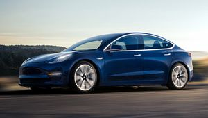 Tesla Model 3: 5000 voitures par semaine à la fin juin 2018