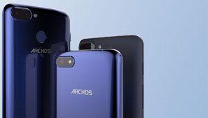 Core S: Archos fait baisser le prix des smartphones 18:9