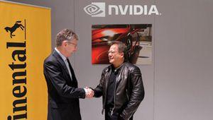 Nvidia, partenaire de Continental sur la conduite autonome