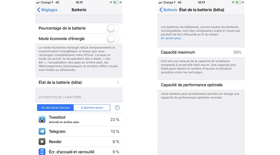 Etat de la batterie iOS 11.3.PNG