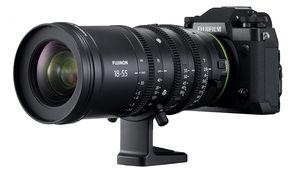 Fujinon MKX 18-55 mm et 50-135 mm T2,9: objectifs ciné en monture X