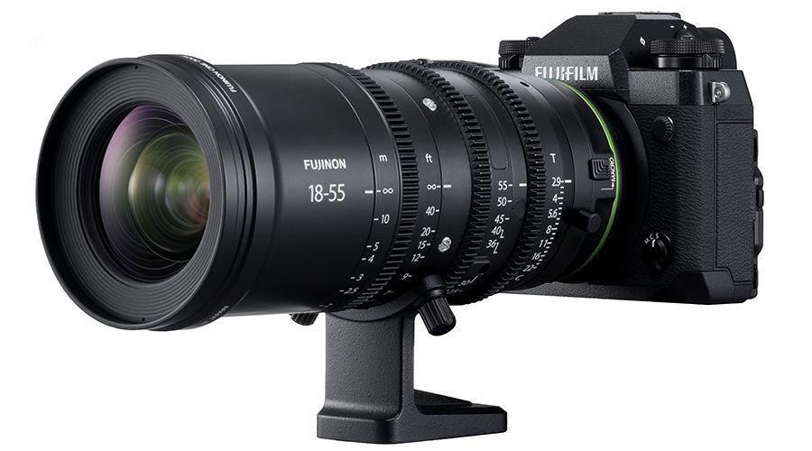 Fujinon MKX 18-55mm