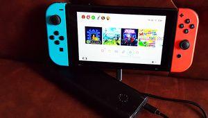 Ouverture du guide d'achat des batteries externes pour Nintendo Switch