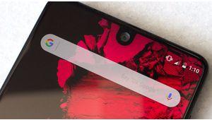 Android P: nouveau design et gestion des encoches, façon iPhone X