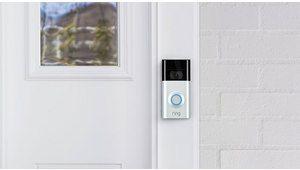 Ring, des solutions de sécurité connectée pour la maison