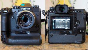 Fujifilm X-H1: première prise en main et premières images