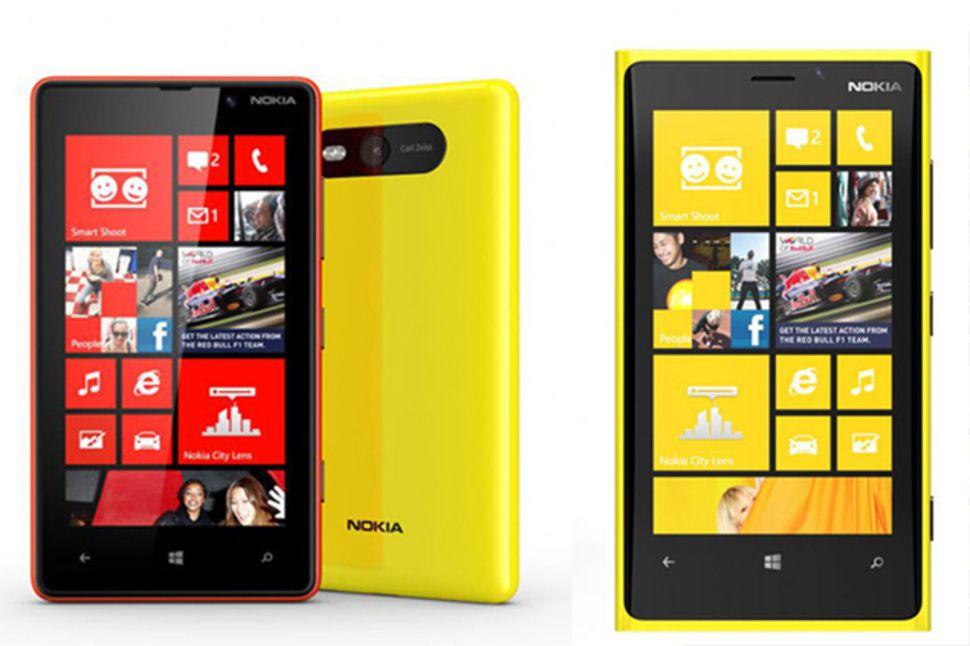 Lumia 820 920