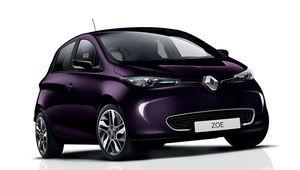 Renault Zoé2018: compatibilité Android Auto et nouveau moteur