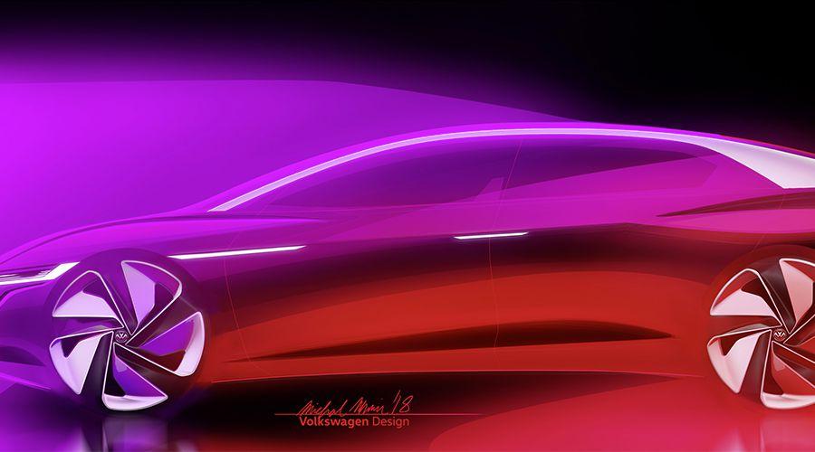 Volkswagen I.D Vizzion: l'électrique autonome version grand luxe