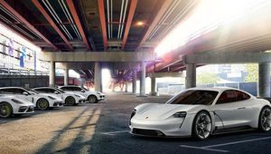 Voiture électrique: architecture commune entre Porsche et Audi