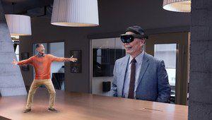 Microsoft évoque la prochaine version de HoloLens