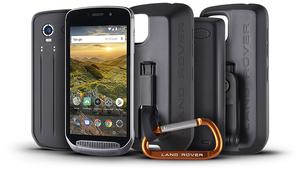 Land Rover Explore: un smartphone endurant, pour les aventuriers