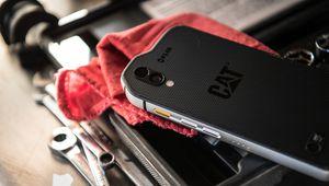 Caterpillar annonce son S61 avec une caméra thermique FLIR améliorée