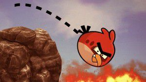 Descente en piqué pour l'éditeur d'Angry Birds