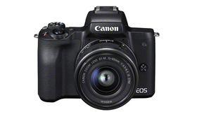 CP+ 2018 - Canon EOS M50, premier hybride Canon à intégrer la 4K/UHD