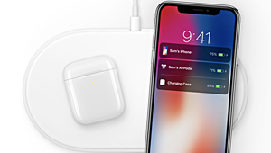AirPower : le plateau de charge sans fil d'Apple en approche