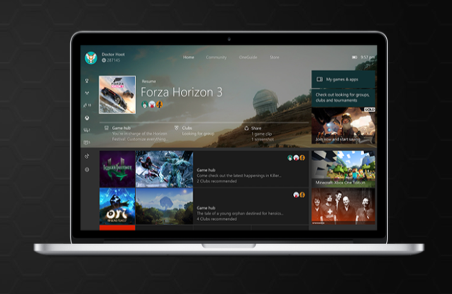 Le Remote Play sur MAC désormais possible — Xbox One