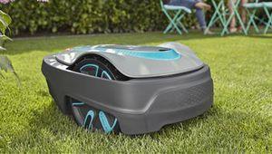 Gardena Sileno City, tondeuse-robot plus urbaine pour petites pelouses