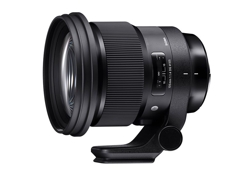Sigma 105 mm f/1,4 DG HSM Art