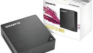 Gigabyte présente ses nouveaux mini PC Brix