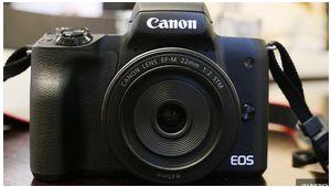Canon EOS M50: première prise en main et premières images