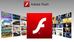 L'utilisation du Flash en chute libre sur Chrome