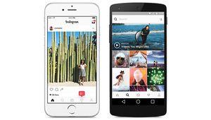 Comme Snapchat, Instagram proposera des appels audio et vidéo