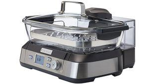 La cuisine à toute vapeur grâce au Cuisinart CookFresh STM1000E