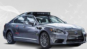 Toyota investit 2,8 milliards de dollars dans la conduite autonome