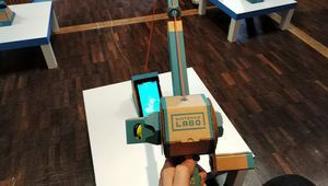Nous avons essayé le Nintendo Labo, futur carton de Nintendo