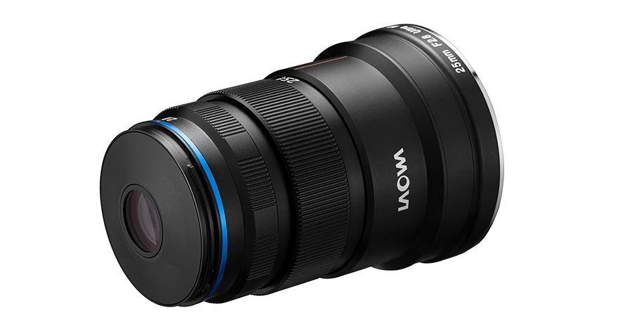 Laowa 25mm f/2.8 2.5-5X Ultra-Macro