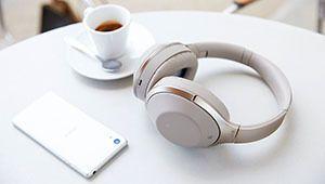 Bon plan – Casque à réduction de bruit Sony MDR-1000X à 212€
