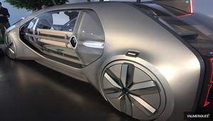 Renault EZ-GO: une diligence 2.0 sans cocher, mais intelligente